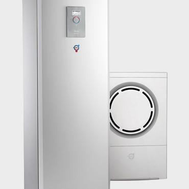 Thermia – Luft / vatten värmepump